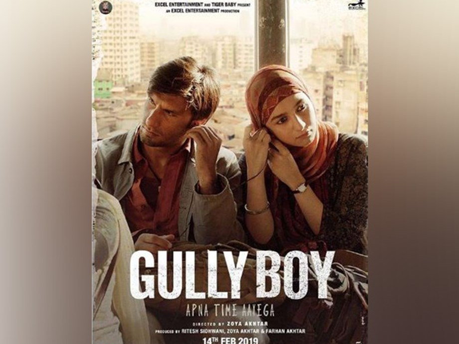 'Gully Boy' India's official Oscar entry