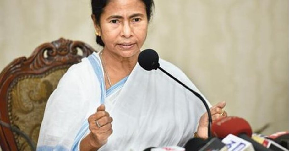 They (BJP) know nobody can speak against them as bravely as me. That's why they are trying to throttle my voice: Mamata