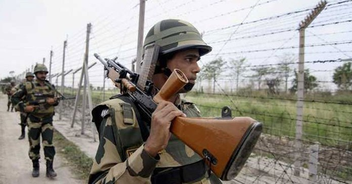 Bangladesh polls: Security beefed up along int'l border in Tripura