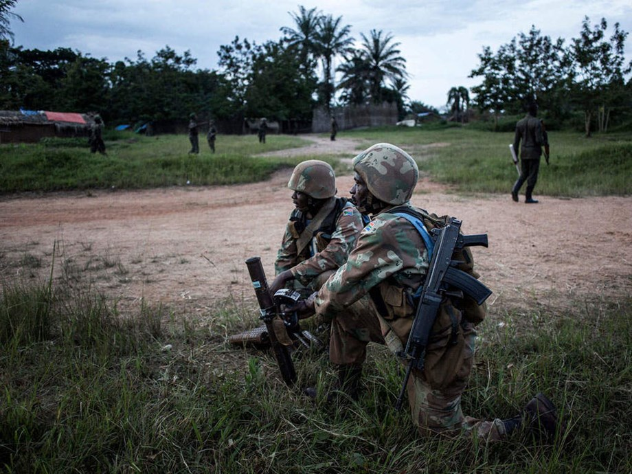 At least 18 dead in Congo militant attack