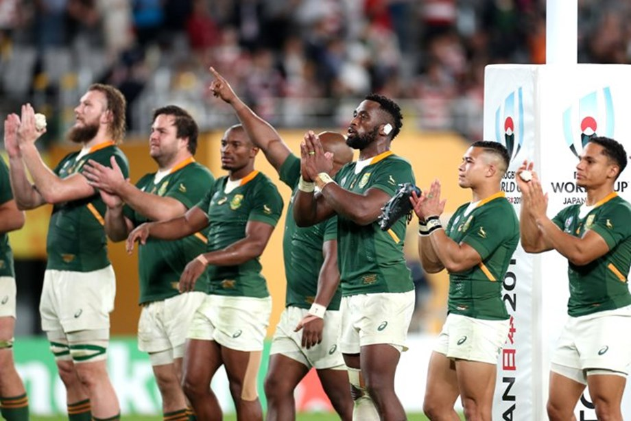 South Africans urged to descend on OR Tambo Airport for Springboks