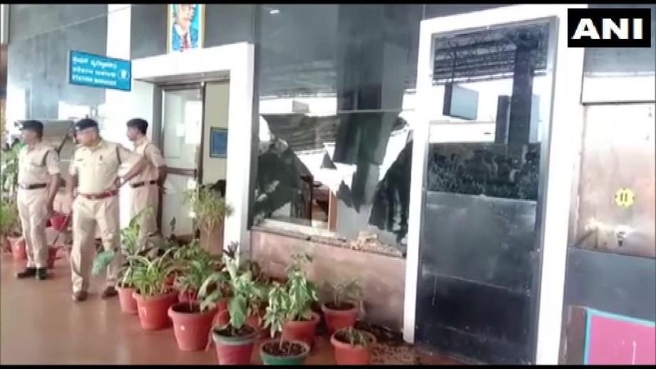 Karnataka: Blast at Hubli railway station; at least 1 injured