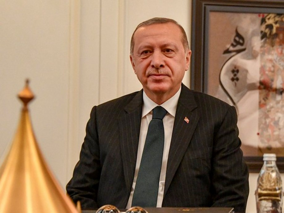 Don't interfere: India to Erdogan over his comments on Kashmir