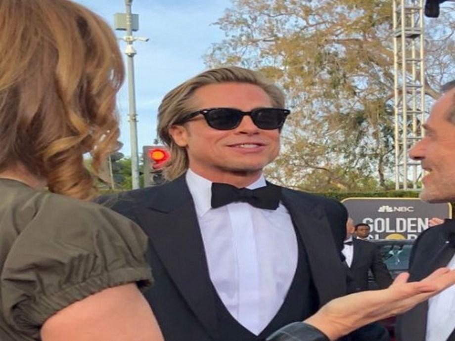 I got friends, lovely kids; I've got no complaints: Brad Pitt