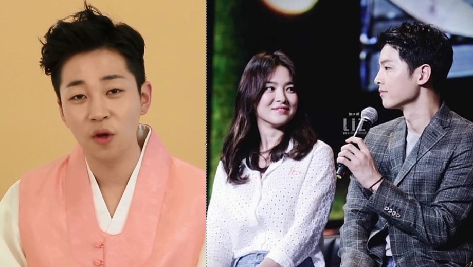 DinDin talks on his friendship with Song Hye-Kyo's ex-love Song Joong-Ki in army