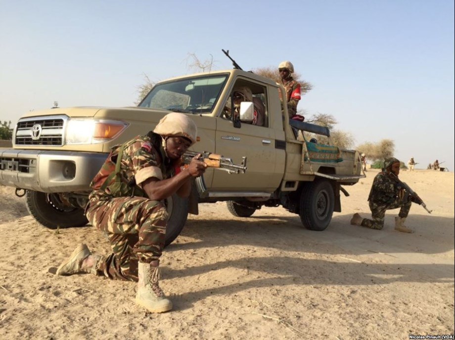 Nigerian forces neutralized 20 terrorists in Lake Chad region