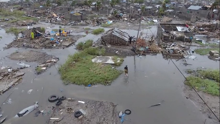 As floodwaters recede Cyclone Idai survivors face water, sanitation, hygiene problem