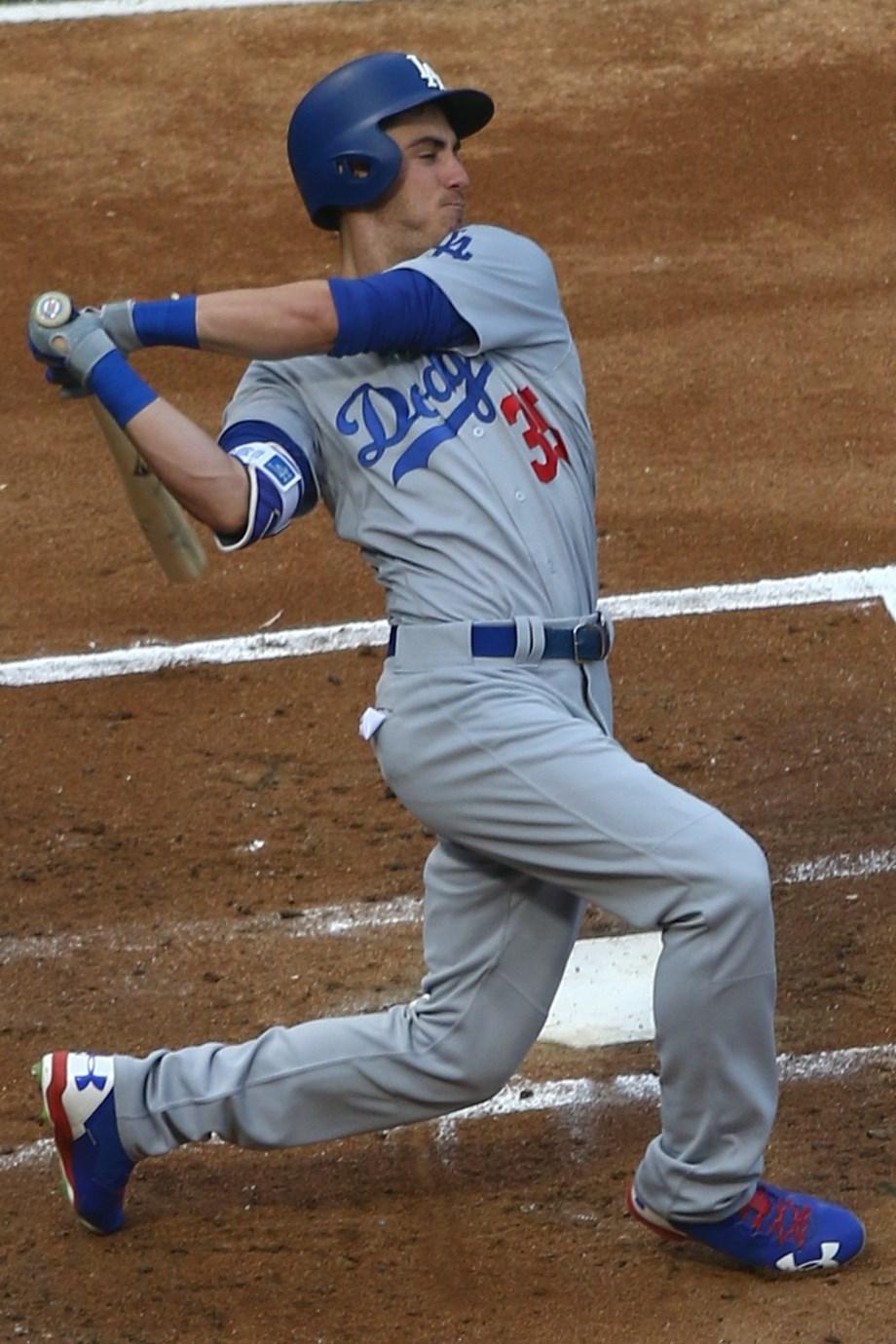 Bellinger blasts off on Astros' sign-stealing scandal