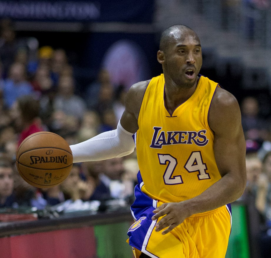 Kobe among eight 2020 finalists for Basketball Hall of Fame