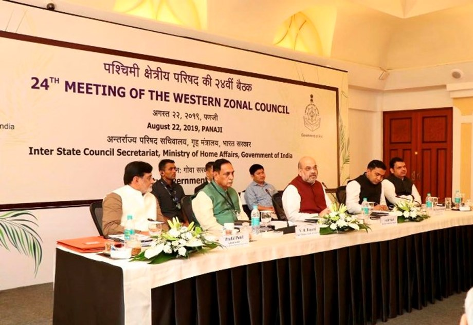 West Zone instrumental in giving impetus to Indian economy: Amit Shah