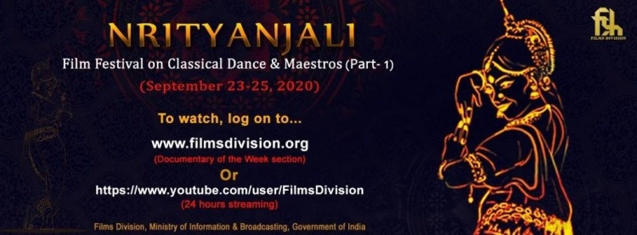 Films Division Comes With Online Film Festival Nrityanjali Headlines,Front Door Easter Classroom Door Decorations