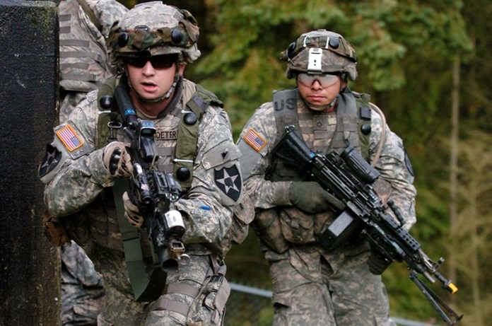 NATO: One U.S soldier killed in 'apparent insider attack' in Kabul