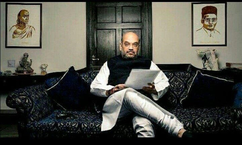Cong to EC: Issue notice to Shah for communalising atmosphere in Telangana