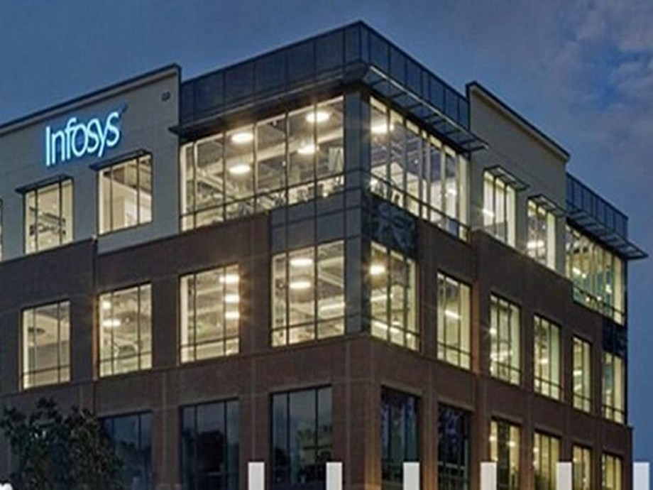 Infosys recovers lost ground; rises over 1 pc