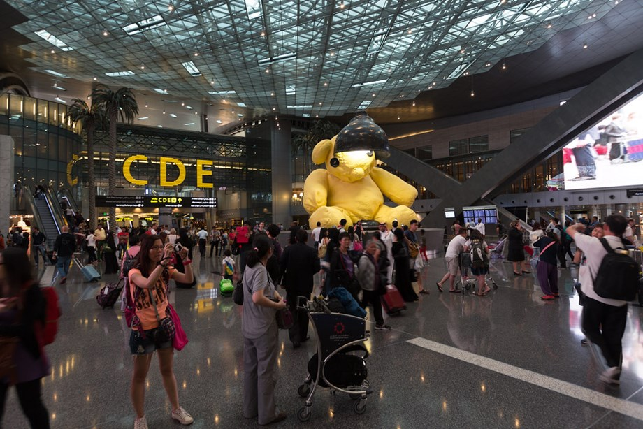 Qatar's Hamad airport to be expanded to handle 60 mln passengers