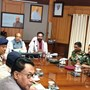 Kishan Reddy co-chairs security review meeting with Manipur Chief Minister