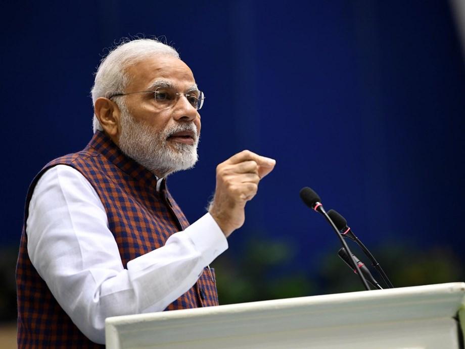 Will recite 'Bharat Mata Ki Jai' 10 times: Modi