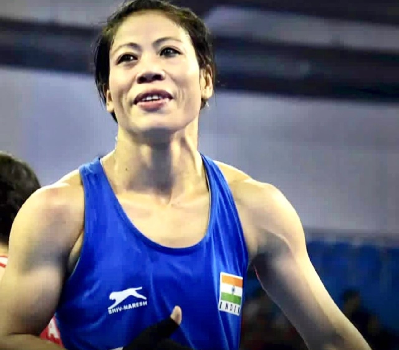 World champion Mary Kom extends contract with IOS