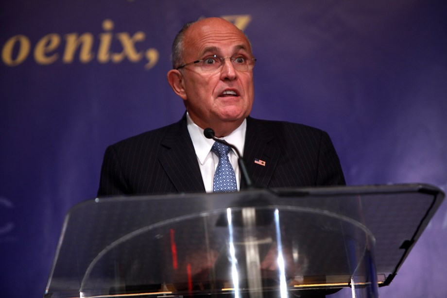 Trump 'knew exactly what was going on' in Ukraine: Giuliani associate