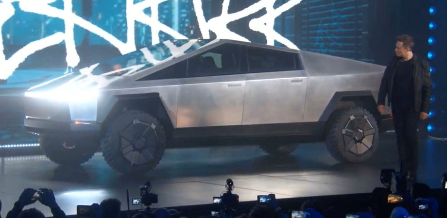 Watch: 'Not-so-armored' glass in Elon Musk's Cybertruck embarrasses Tesla