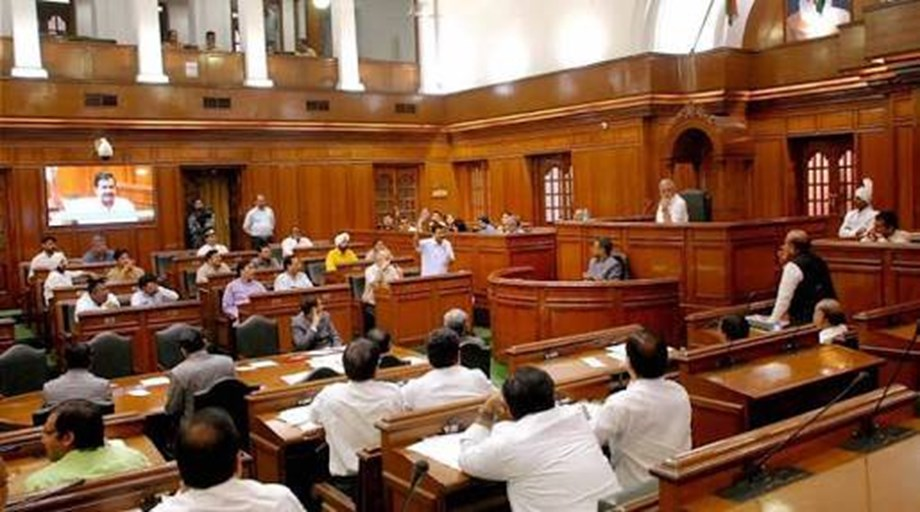 BJP legislator accuses AAP govt for financially starving municipalities