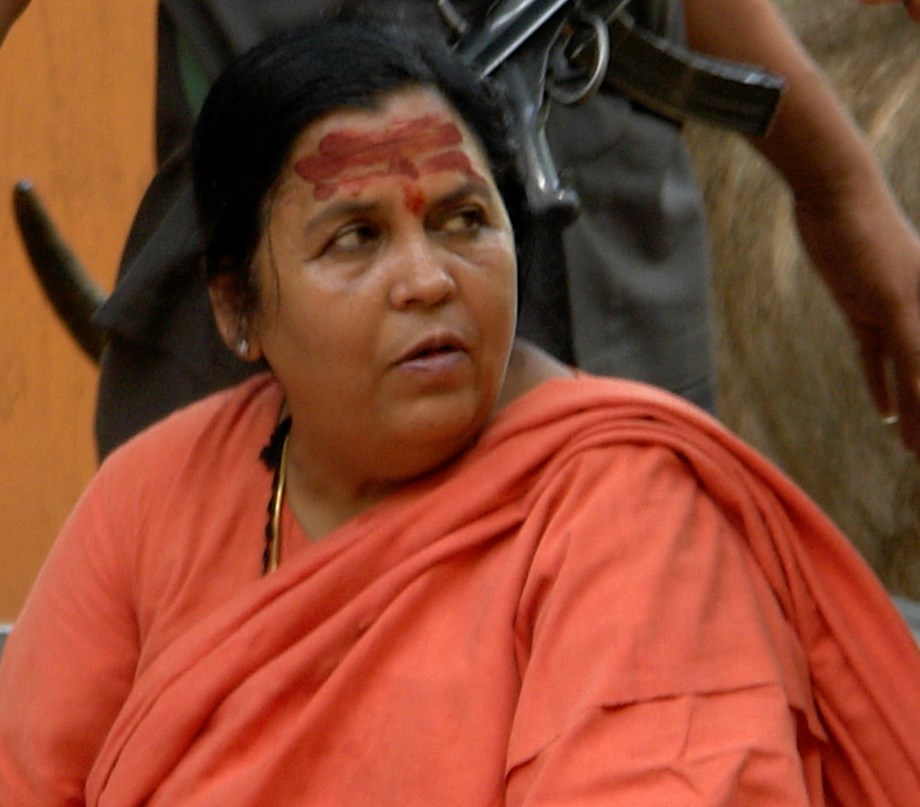 Have written to Amit Shah expressing wish to not contest elections: Uma Bharti