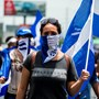 UPDATE 1-Nicaraguan police accuse anti-government protesters of planning attacks