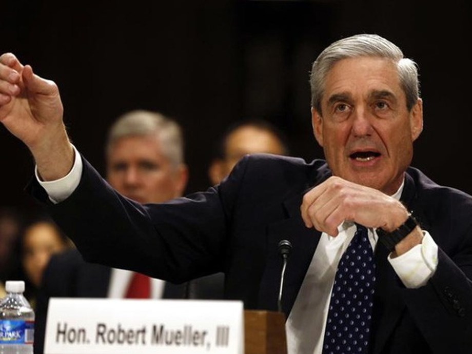 Barr releases Mueller report that may have significant portions blacked out