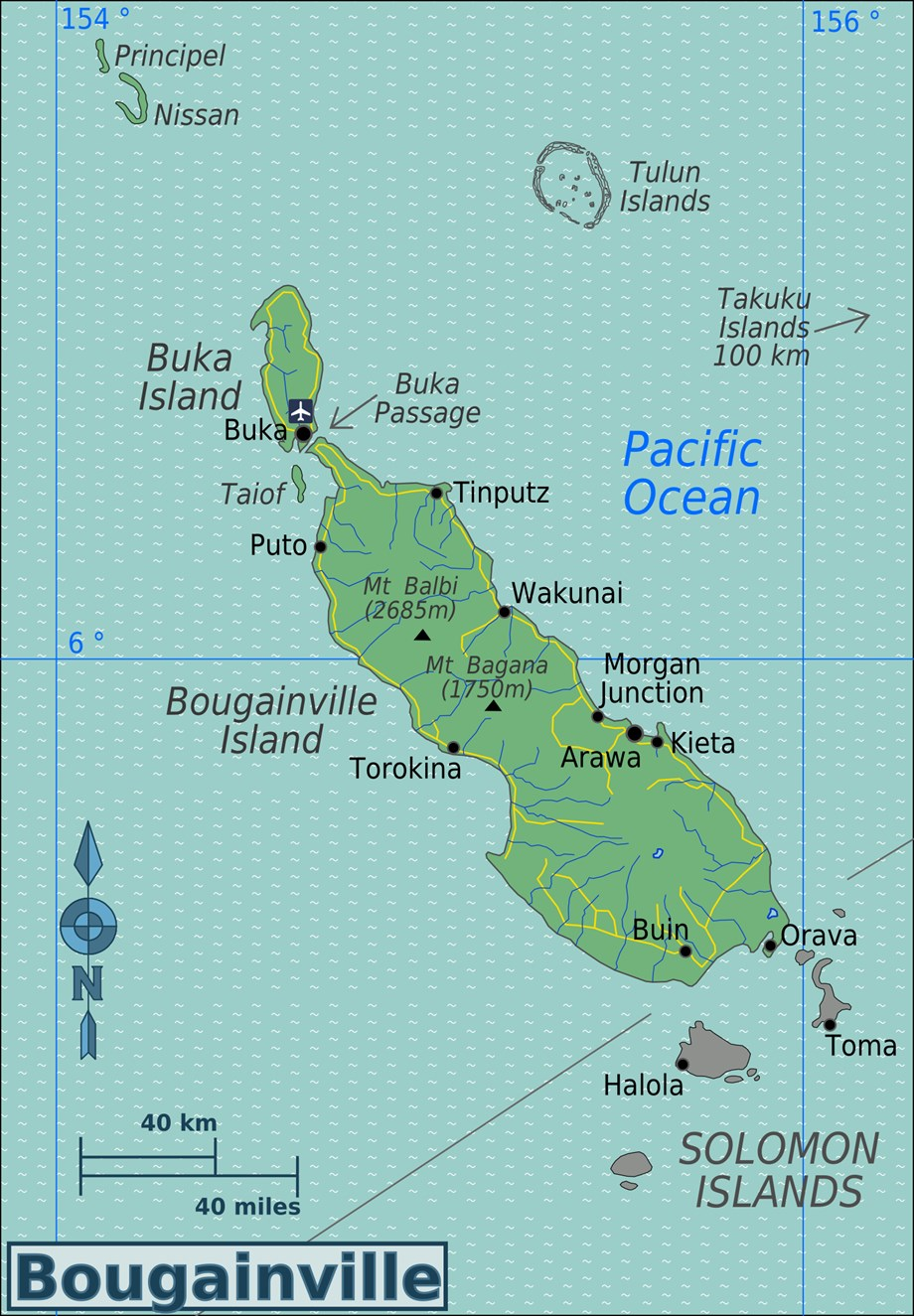 Bougainville votes on becoming world's newest nation