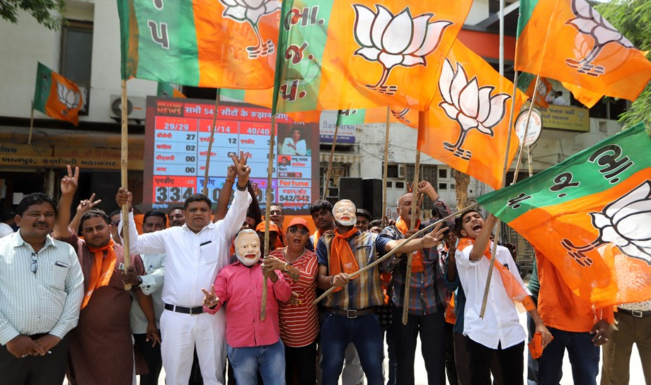 BJP 'Black Day' protests in West Bengal