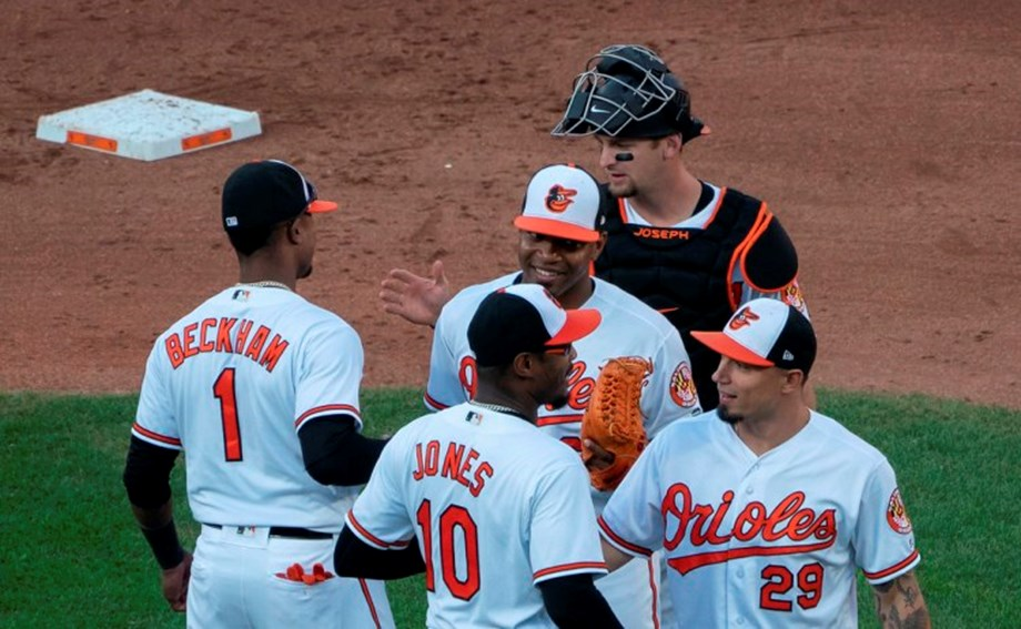 Report: Orioles trade RHP Bundy to Angels