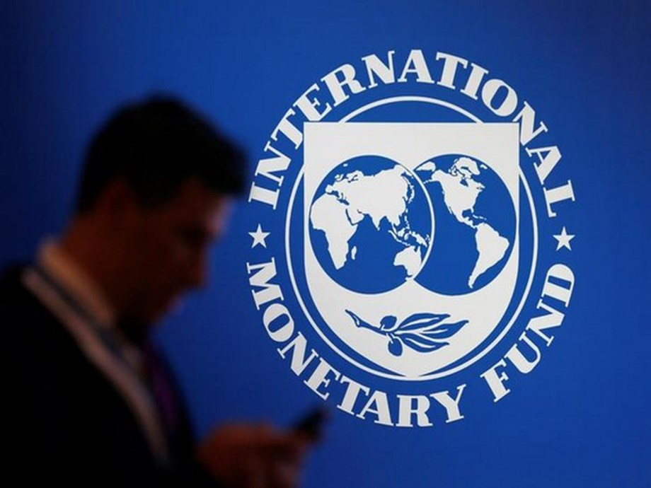 "Global economy ""far"" from recession, IMF official says"