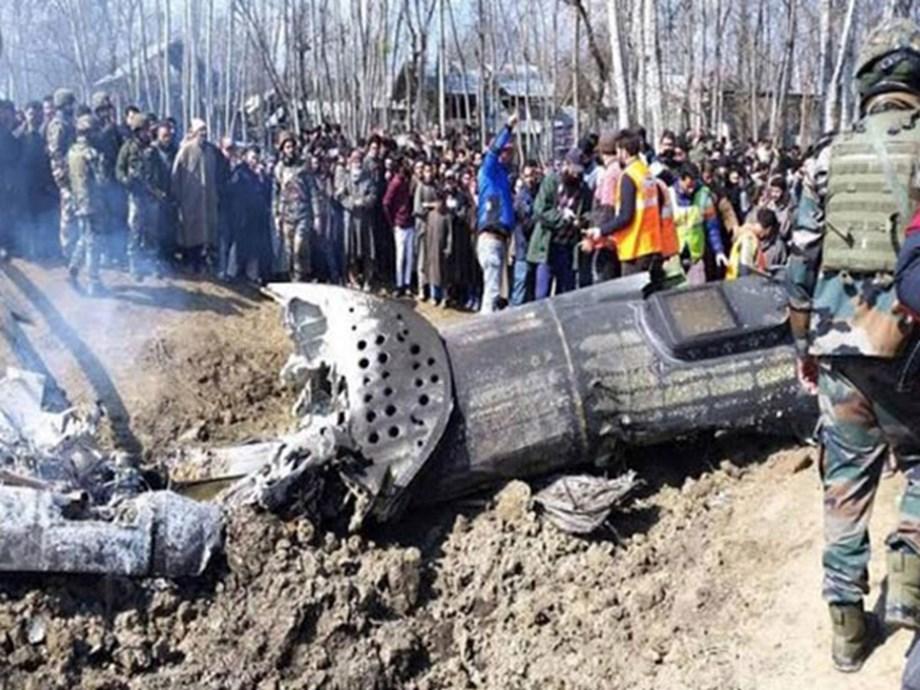 Five IAF officers found guilty in Feb 27 Srinagar chopper crash