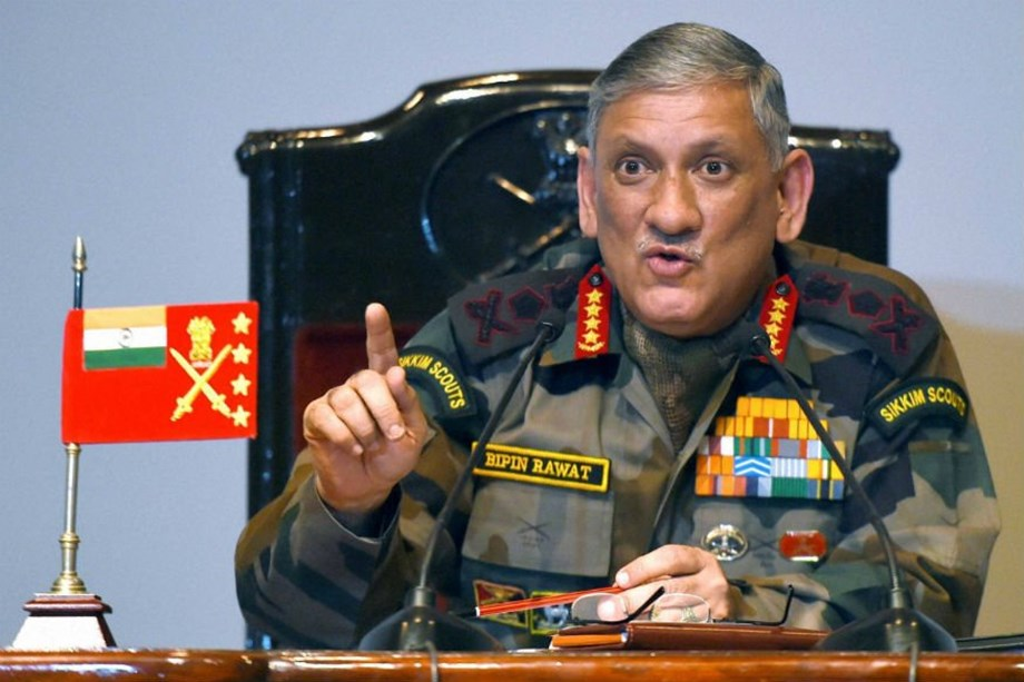 Indian Army capable of taking action whenever told: Army chief Bipin Rawat