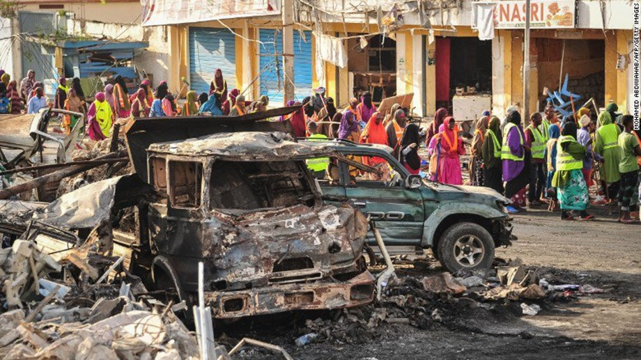 UN official strongly condemns terrorist attacks in Somali capital