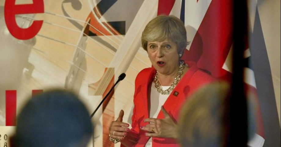 May's cabinet agree on UK's post-Brexit migration plan