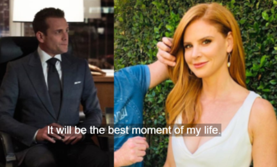 Suits finale: Darvey wedding 'leaks' make fans go gaga but there's a twist