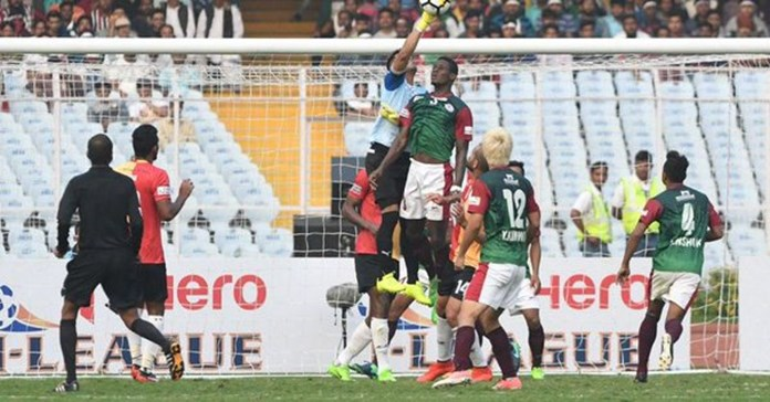 Chennai City to face Mohun Bagan in I-League