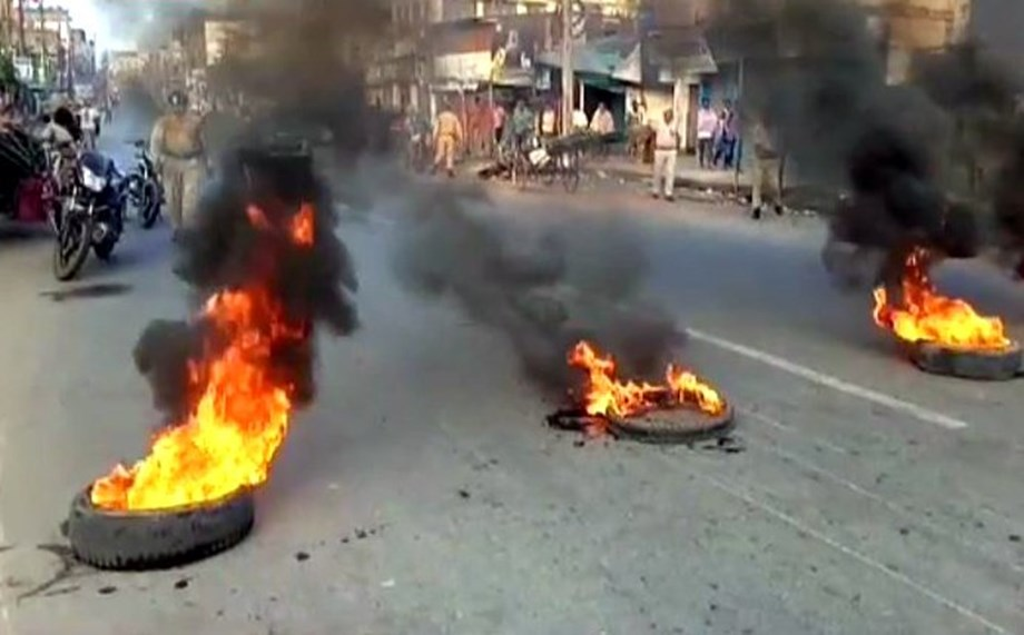 Bandh throws life out of gear in Talcher