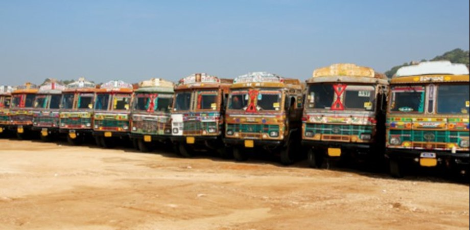 Crisil report predicts big hit in operating margins of small fleet of truck operators