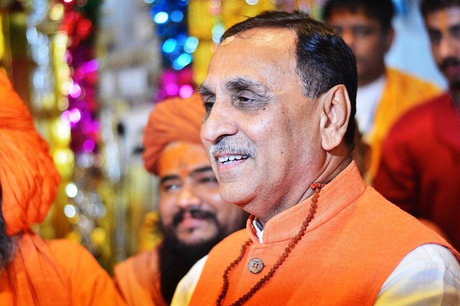 Intel input cautions Gujarat against terror attack, CM holds meet