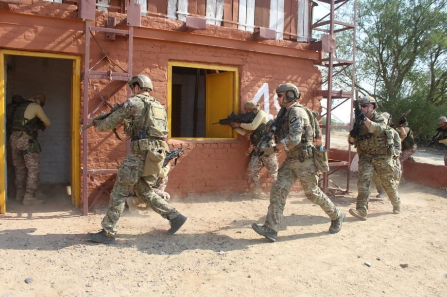 Indian forces conduct tri-service exercise to enhance coordination: Officials