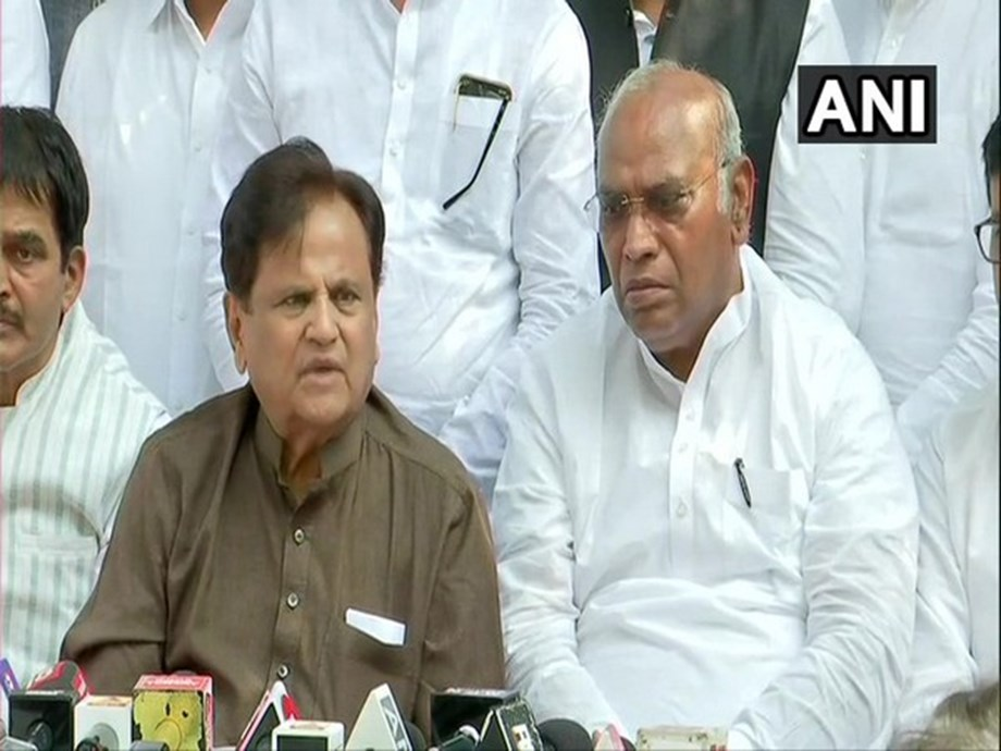 Disappointed over NCP rift ahead of government formation, says Ahmed Patel