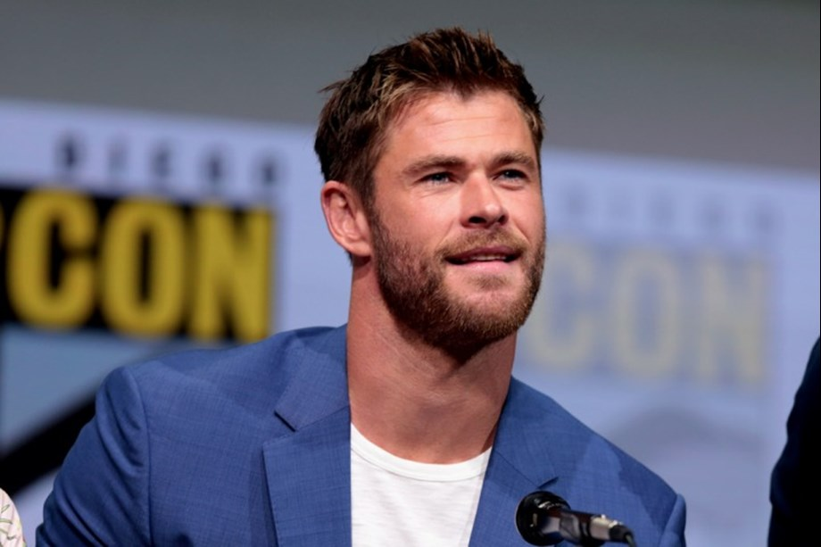 Chris Hemsworth cleaned breast pumps for a living!