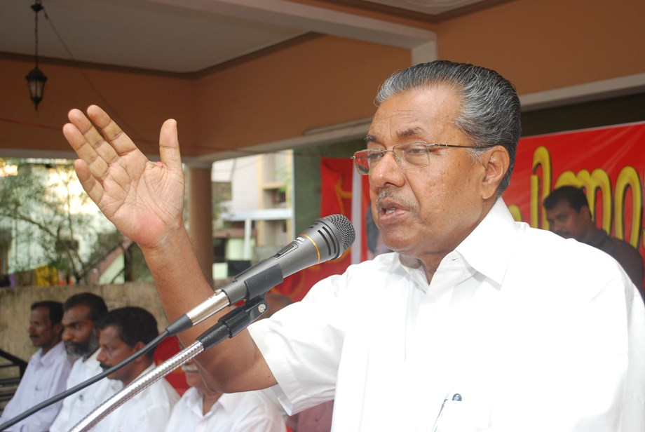 Kerala CM announces Rs 2.5 mln, house, job for children of slain CRPF trooper