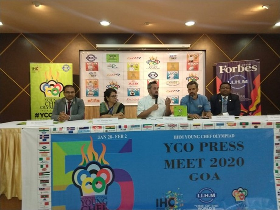 Goa all set to host Young Chef Olympiad 2020