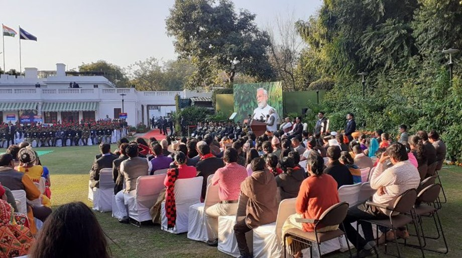 Tribal Guests, NCC, NSS volunteers to showcase Mini India on Republic Day: PM