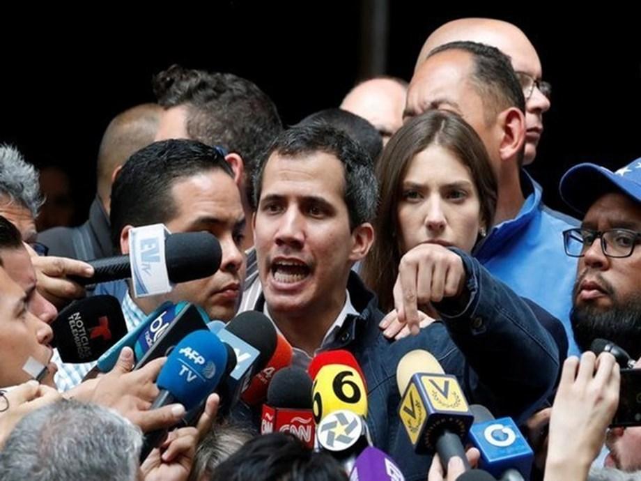Norway confirms talks between Venezuela's warring parties