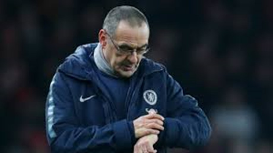Juventus to name Sarri as new coach on Friday - reports