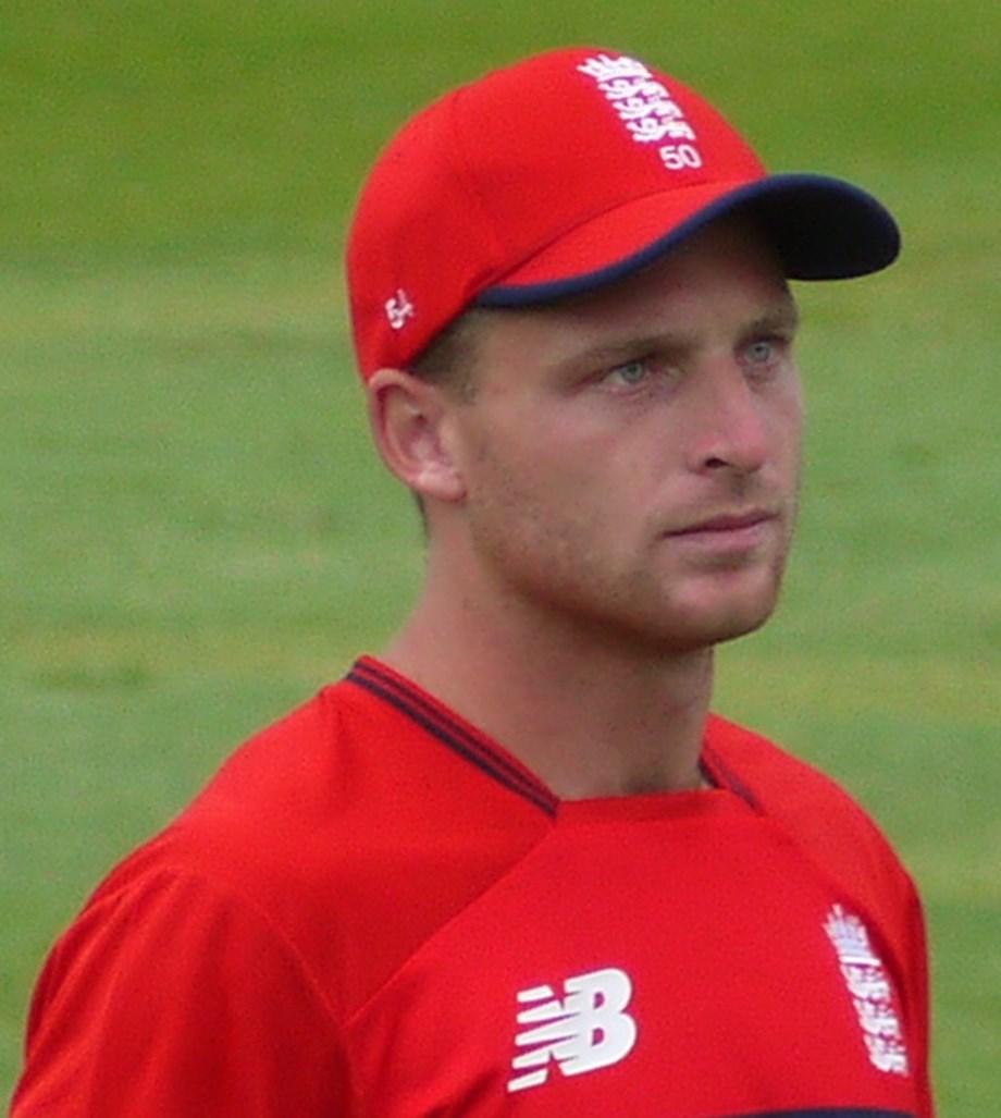 England's Buttler 'responding well' after World Cup hip injury
